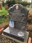 Utchay memorial