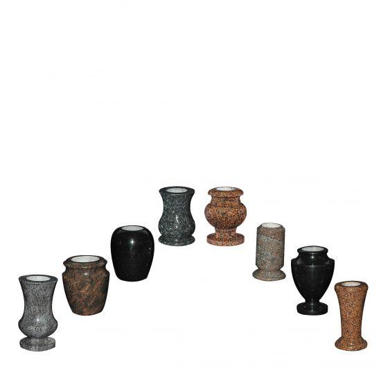 Assorted Vases memorial