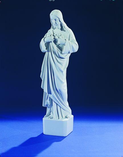 """Sacred Heart (16"""") memorial"""