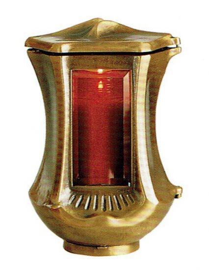 Bronze Lantern 2179-80 memorial