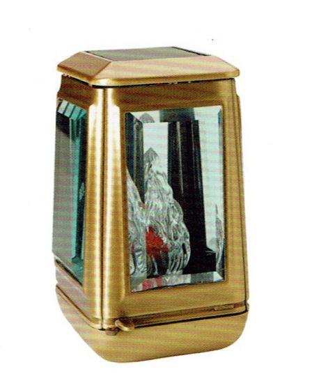Bronze Lantern 2585 memorial