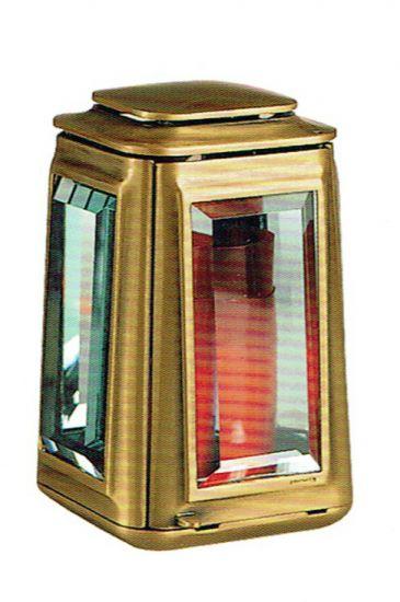 Bronze Lantern 2661 memorial