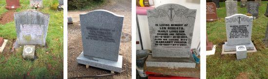 Restoration example 4 memorial