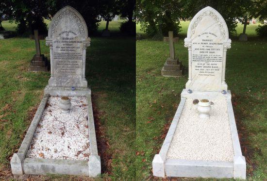 Restoration example 5 memorial
