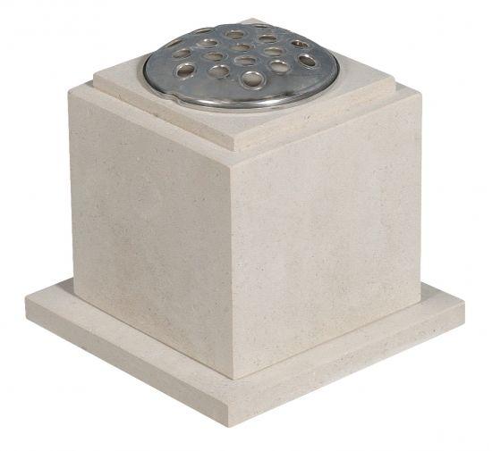 Dorset Portland Stone Vase  memorial