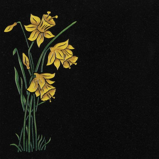 Daffodil Flower  memorial