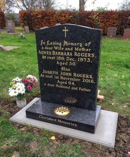 Rogers memorial