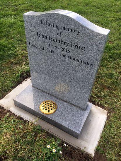 Frost memorial