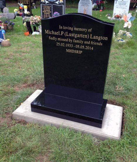 Langton memorial