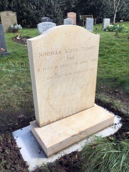 Penny memorial