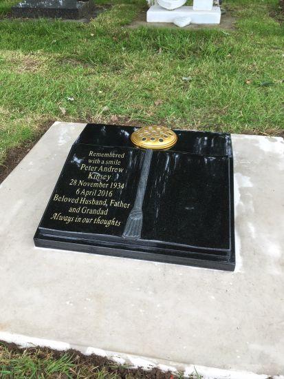 Kinsey memorial