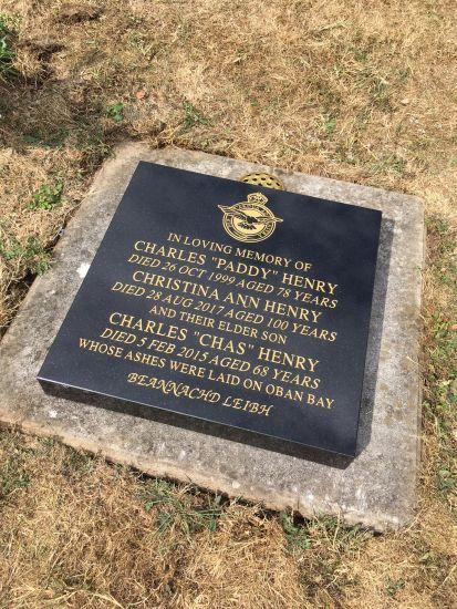 Henry memorial