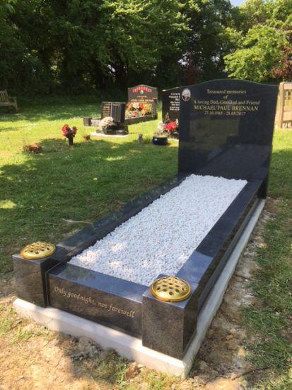 Brennan memorial