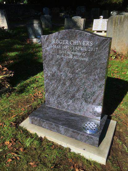 Chivers memorial