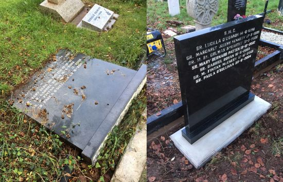Restoration Example 7 memorial