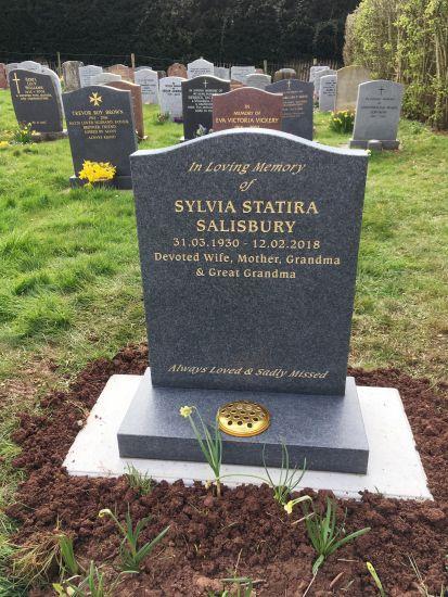 Salisbury memorial