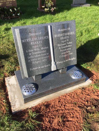 Reakes memorial