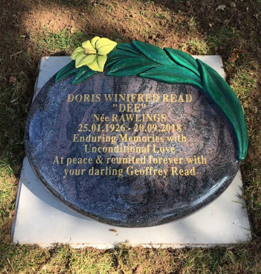 Read memorial